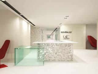Flur & Diele von A+10 architettura design, Modern