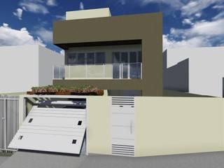 Casa Unifamiliar por Lima Carvalho Arquitetura