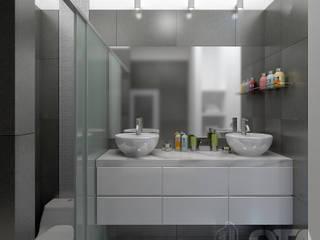 : Baños de estilo  por Soluciones Técnicas y de Arquitectura