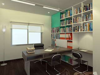 Escritorio Soluciones Técnicas y de Arquitectura Oficinas