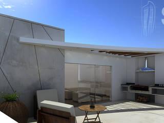Terraza Soluciones Técnicas y de Arquitectura Balcones y terrazas modernos