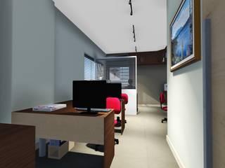 Escritório de Contabilidade por Lima Carvalho Arquitetura