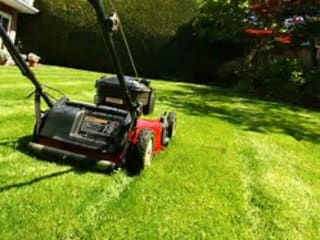 Lawn Mowing Project:   by Garden Services Pretoria
