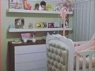 Quarto de Bebê (Reforma) por Lima Carvalho Arquitetura