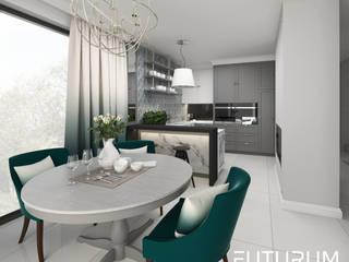 Futurum Architecture Salle à manger classique