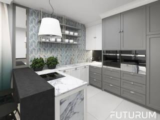 Futurum Architecture Cuisine classique