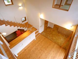 伊那谷の家 北欧デザインの リビング の アトリエ15 北欧