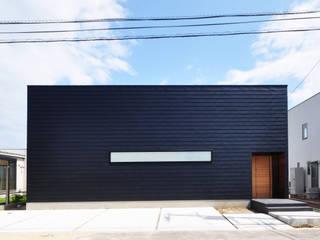 富山のS邸: 辻谷誠建築研究所が手掛けた家です。