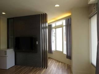 Bedroom by 登品空間規劃工程有限公司