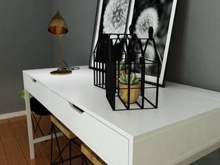 Hall de Entrada:  industrial por Bis-bis Design Studio,Industrial