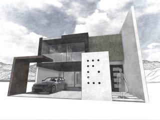 CASA FS-SAN JAVIER: Casas de estilo  por De.sign