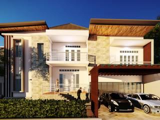 BS House:  oleh Pr+ Architect, Minimalis