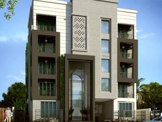:  منازل تنفيذ ICONIC DESIGN STUDIO