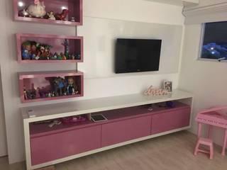 Diseño de Habitaciones infantiles:  de estilo  por MBdesign, Moderno