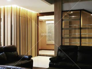 Emerlad Mansion, Lippo Cikarang Bekasi:modern  oleh ARKON, Modern