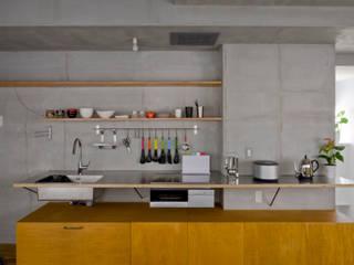 KITCHEN: 武藤圭太郎建築設計事務所が手掛けたキッチンです。