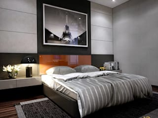 Modern Bedroom by REAL HOME VN Modern