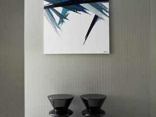 Corridor & hallway by iPozdnyakov studio, Minimalist