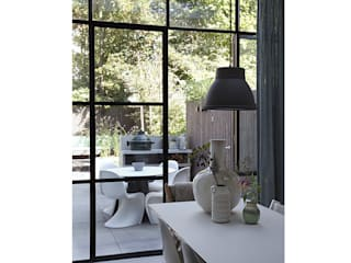 Modern style doors by BNLA architecten Modern