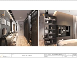 The niche mono โดย UP-T design studio