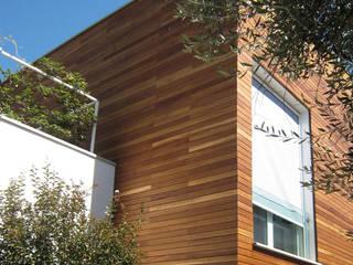 Casa ADP, ristrutturazione a padova: Case in stile  di depaolidefranceschibaldan architetti