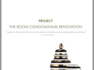 The Room Condominium Renovation (Draft 1) โดย Mini couple studio