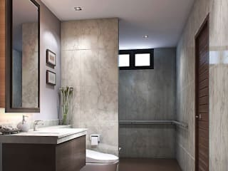K'Vatee House โดย Pilaster Studio Design