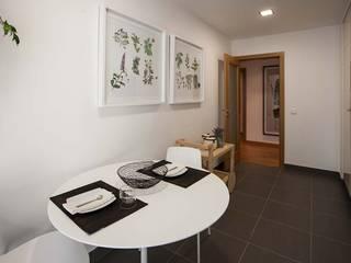 GOYA RESIDENCE: Cozinhas modernas por Tralhão Design Center