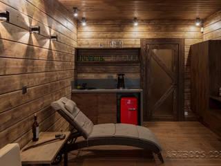 Sauna by Творческая мастерская АRTBOOS
