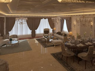Villa 311 Phòng ăn phong cách hiện đại bởi Rêny Hiện đại