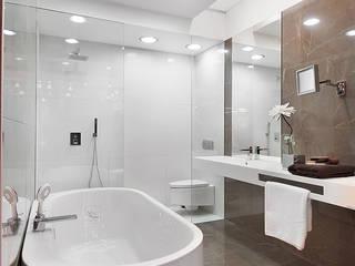 Proposta para Casa de Banho 2 Casas de banho modernas por Rubicer Moderno