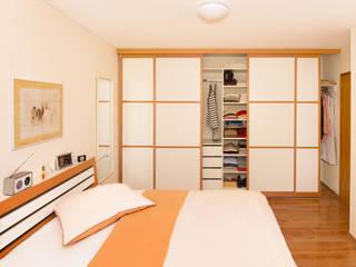 Schlafzimmereinrichtung:   von urbana möbel