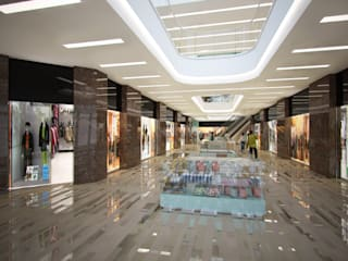 Retail Gallery Don-Plaza by AR Architecture Modern