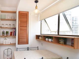 ARCOP Arquitectura & Construcción Comedores de estilo moderno