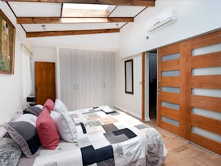 ARCOP Arquitectura & Construcción Modern style bedroom