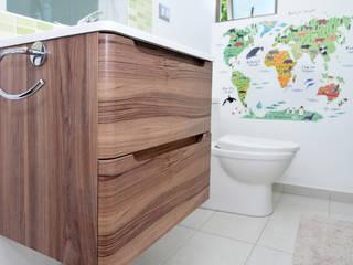 Bathroom by ARCOP Arquitectura & Construcción, Modern
