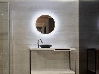Proposta para Casa de Banho 4: Casas de banho  por Rubicer