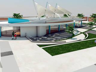 Schools by Soluciones Técnicas y de Arquitectura ,