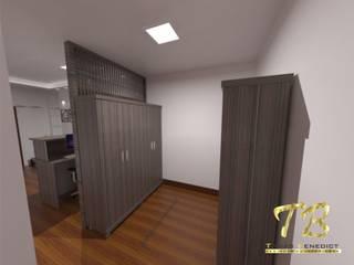 Escritório de Advocacia Escritórios modernos por Designer Tomas Benedict Moderno