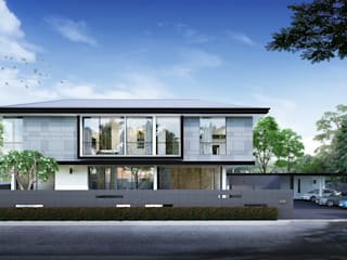 Our Architectures and Design โดย Mastermind ผสมผสาน