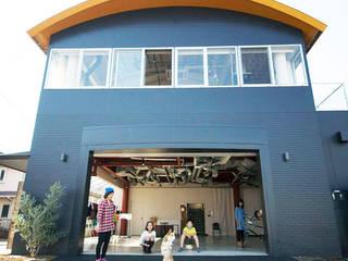 えっ!元銀行!?劇的リノベーションで手に入れた、世界で一つだけの住まい オリジナルな 家 の オレンジハウス オリジナル