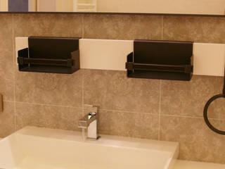 minimalistic Bathroom by Творческая мастерская АRTBOOS