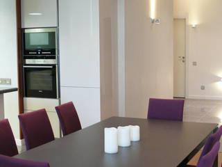Квартира на Юго-западной Гостиная в стиле минимализм от Творческая мастерская АRTBOOS Минимализм