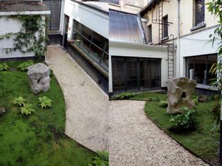 Vue d'ensemble:  de style  par Urban Garden Designer