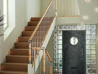 Fusion Stairs de Wonkee Donkee Richard Burbidge Moderno