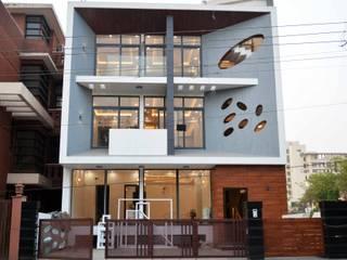 A-744:  Bungalows by M/s ARCADIAM Associates Architects, Modern