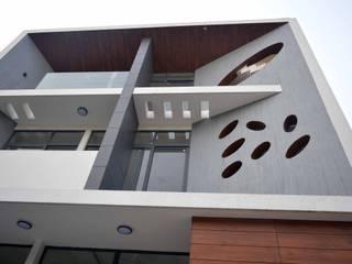 A-744:  Houses by M/s ARCADIAM Associates Architects, Modern