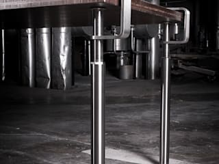 TABLE LEGS CLAMP. CREATE YOUR OWN DESIGN TABLE! de Bloomming Moderno