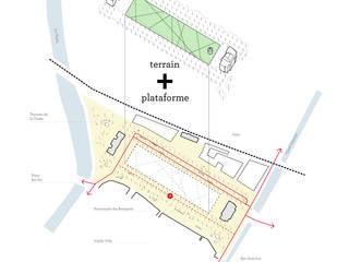 Place d'Armes de FRPO - Rodriguez & Oriol Arquitectos