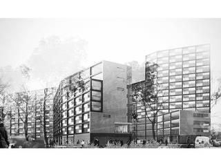 Quartier de la Concorde de FRPO - Rodriguez & Oriol Arquitectos